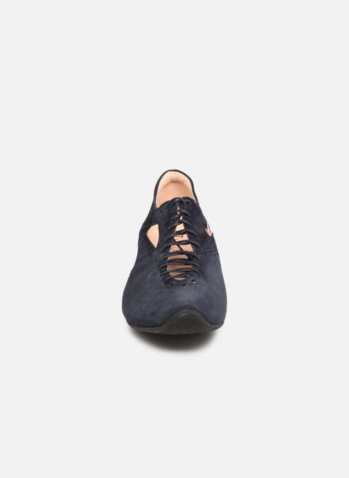 Bottines et boots Think! Aida 84255 Bleu vue portées chaussures