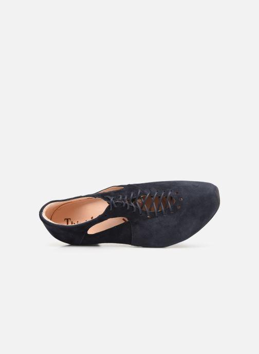 Bottines et boots Think! Aida 84255 Bleu vue gauche