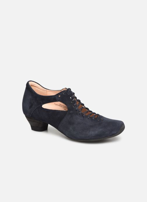 Boots Think! Aida 84255 Blå detaljerad bild på paret