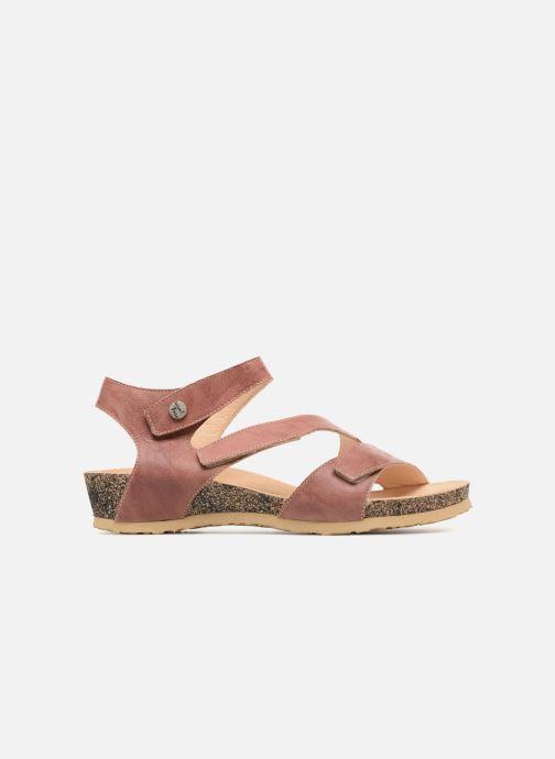 Sandales et nu-pieds Think! Dumia 84370 Rose vue derrière