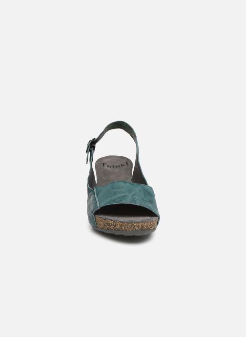 Sandales et nu-pieds Think! Traudi 84577 Vert vue portées chaussures