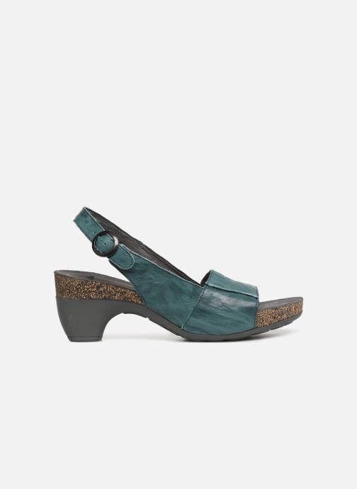 Sandales et nu-pieds Think! Traudi 84577 Vert vue derrière