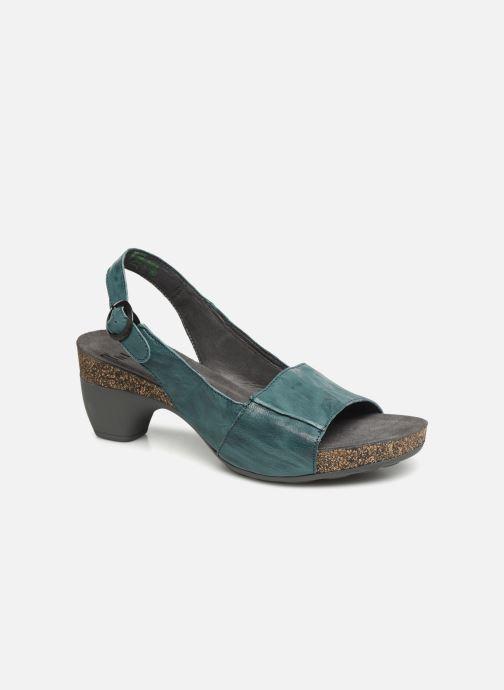 Sandales et nu-pieds Think! Traudi 84577 Vert vue détail/paire