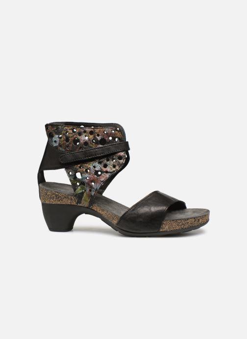 Sandales et nu-pieds Think! Traudi 84579 Noir vue derrière