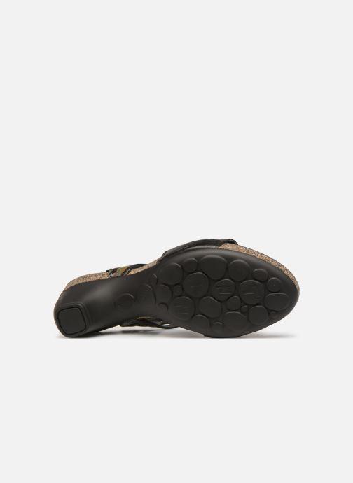 Sandales et nu-pieds Think! Traudi 84579 Noir vue haut