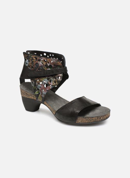 Sandales et nu-pieds Think! Traudi 84579 Noir vue détail/paire