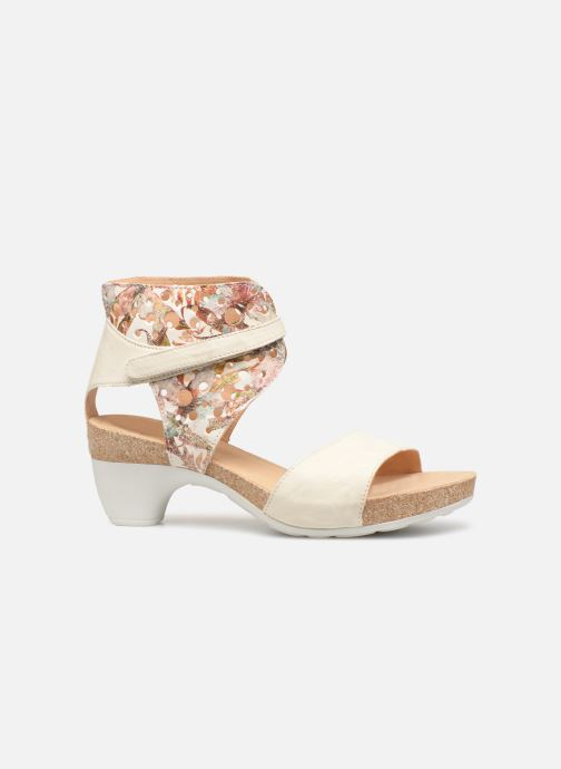Sandalias Think! Traudi 84579 Blanco vistra trasera