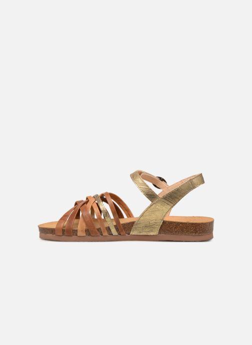 Sandales et nu-pieds Think! Shik 84596 Multicolore vue face