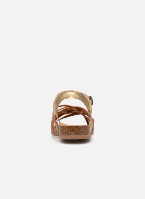 Sandales et nu-pieds Think! Shik 84596 Multicolore vue droite