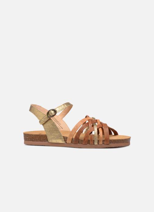Sandales et nu-pieds Think! Shik 84596 Multicolore vue derrière