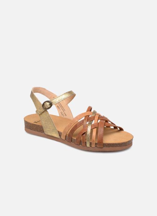 Sandales et nu-pieds Think! Shik 84596 Multicolore vue détail/paire