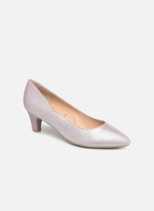 Zapatos de tacón Caprice Sarina Rosa vista de detalle / par