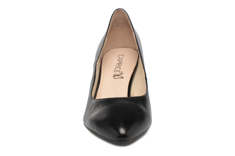 Escarpins Caprice Sarina Noir vue portées chaussures