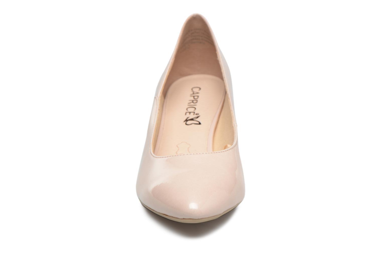 Escarpins Caprice Sarina Beige vue portées chaussures