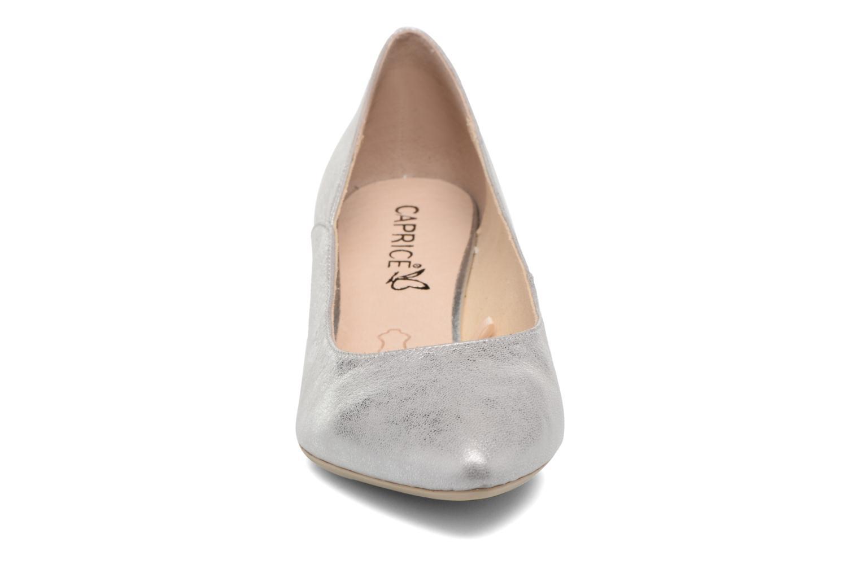 High heels Caprice Sarina Silver model view