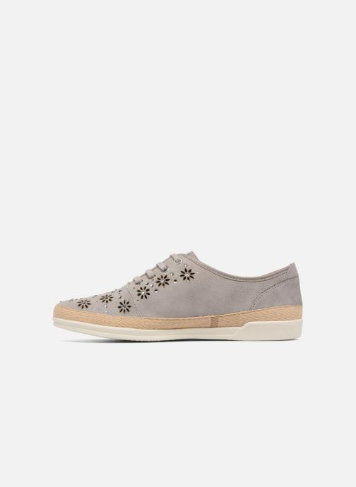 Trainers Caprice Ludina Grey front view