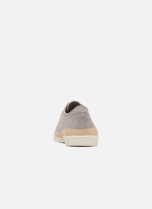 Trainers Caprice Ludina Grey view from the right
