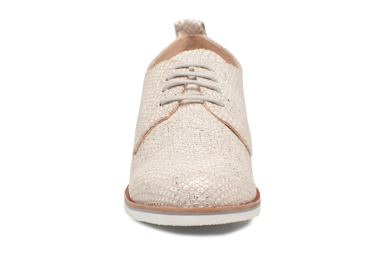 Chaussures à lacets Caprice Hedda Or et bronze vue portées chaussures