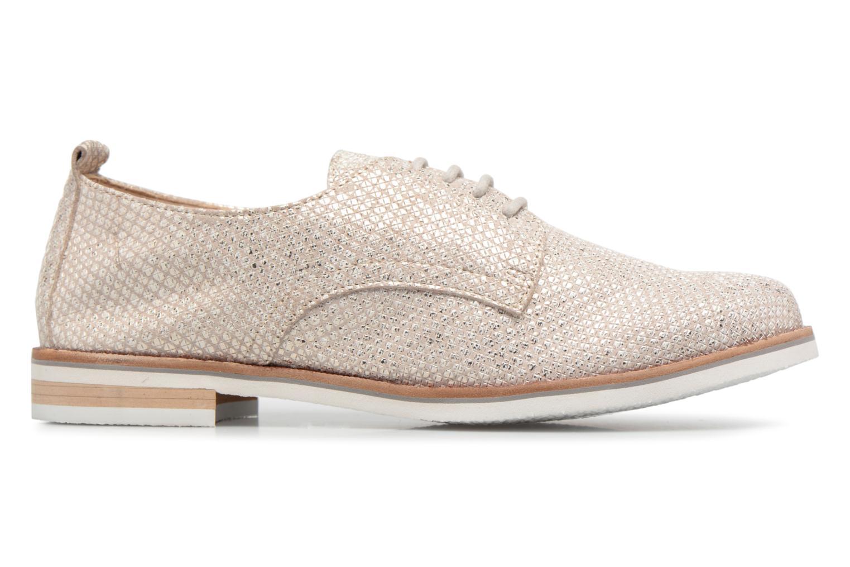 Chaussures à lacets Caprice Hedda Or et bronze vue derrière