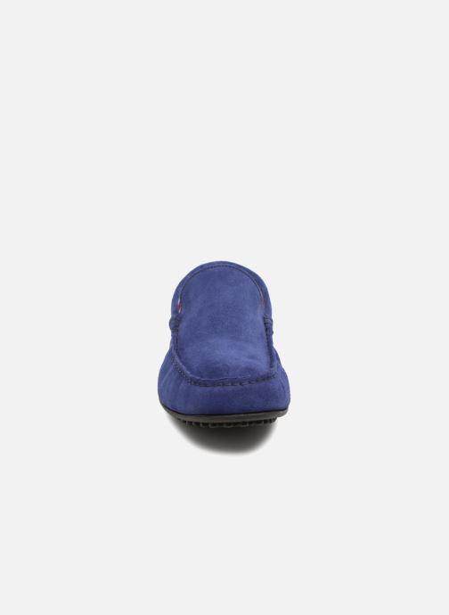 Mocassins Marvin&Co Suttino Bleu vue portées chaussures
