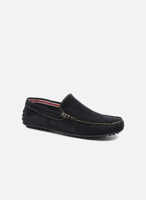 Slipper Marvin&Co Suttino blau detaillierte ansicht/modell