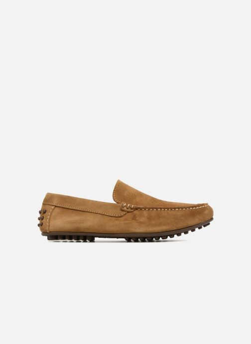Loafers Marvin&co Suttino Beige back view