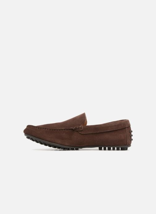 Loafers Marvin&co Suttino Brown front view