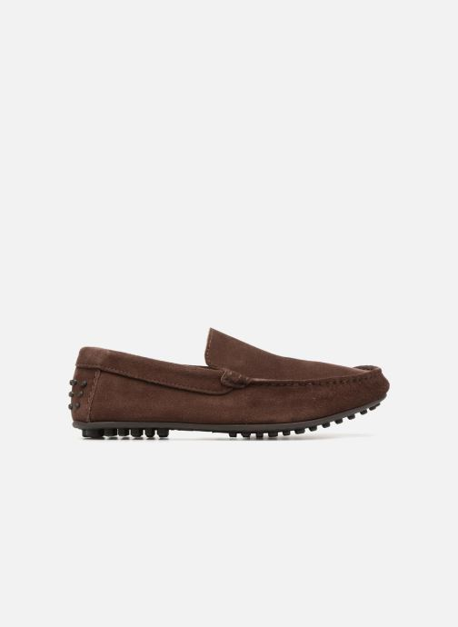 Loafers Marvin&co Suttino Brown back view