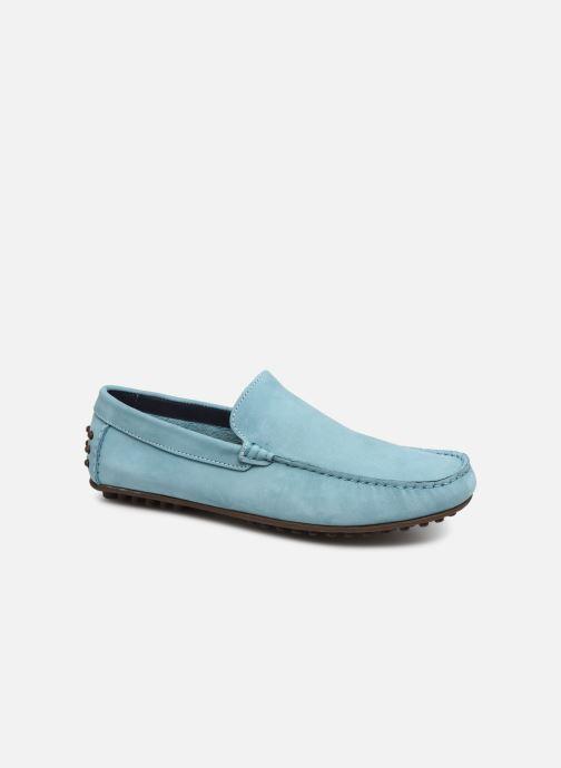 Slipper Marvin&Co Suttino blau detaillierte ansicht/modell