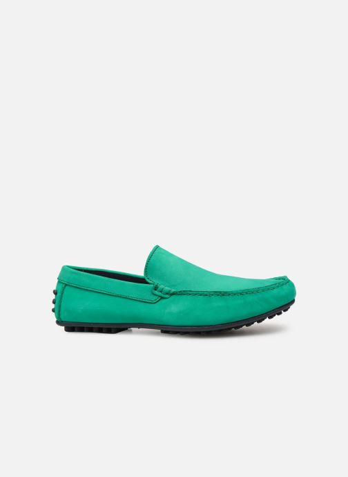 Mocasines Marvin&Co Suttino Verde vistra trasera