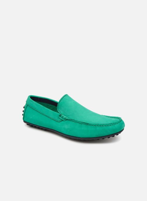 Loafers Marvin&co Suttino Green detailed view/ Pair view