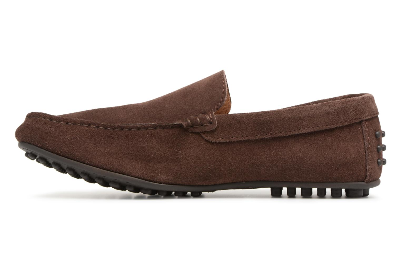Mocassins Marvin&Co Suttino Bruin voorkant