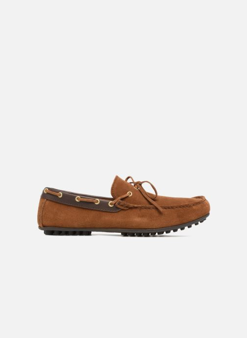Loafers Marvin&co Stanford Brown back view