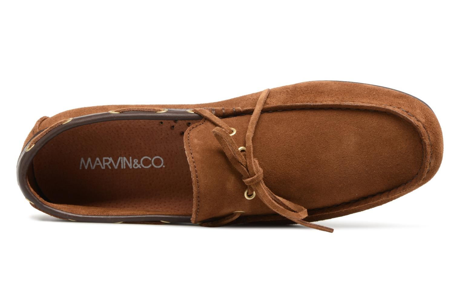 Stanford Marvin amp;co Marron Moyen Cognac XwSq5z