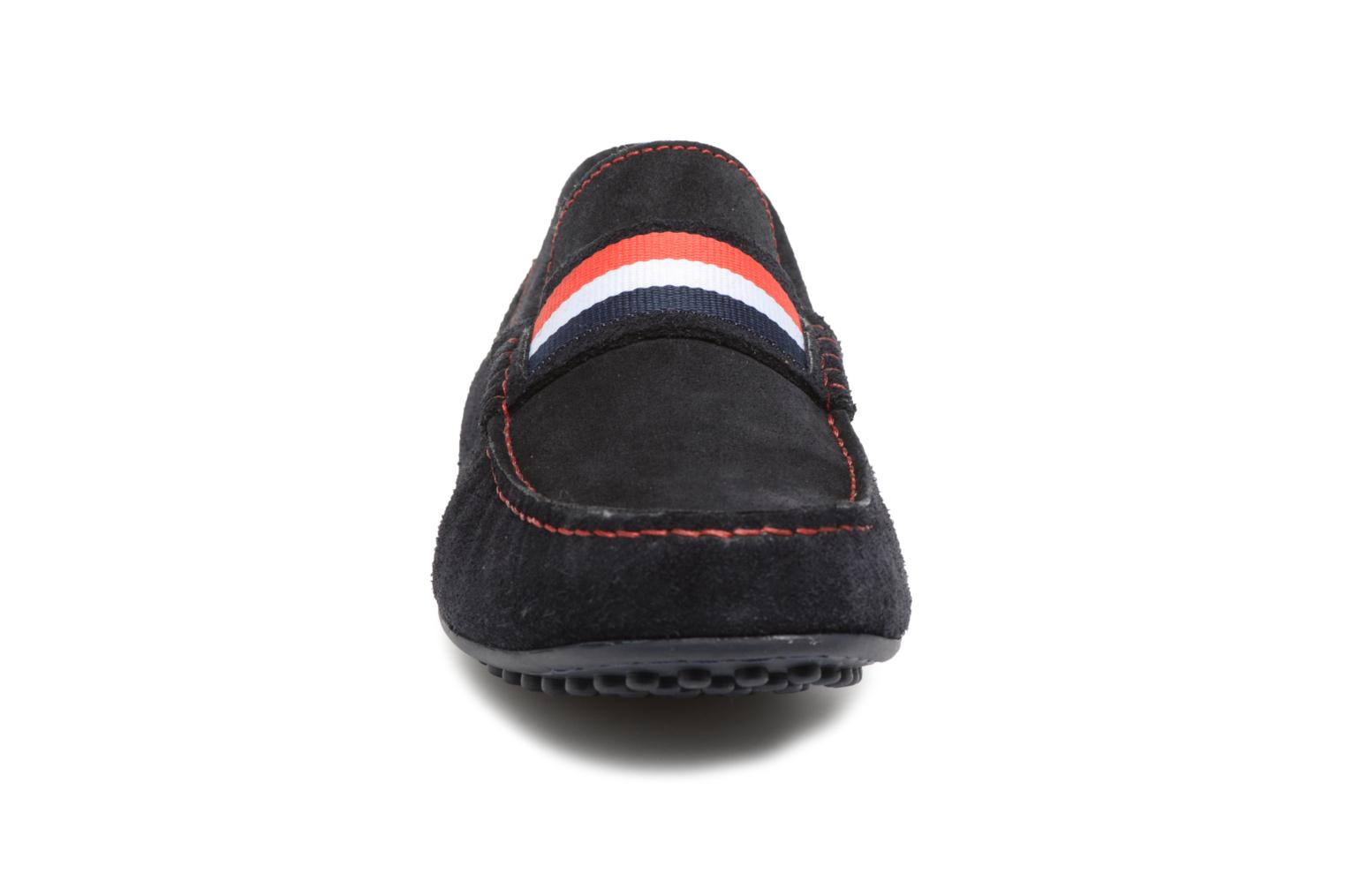Loafers Marvin&co Spat Blue model view