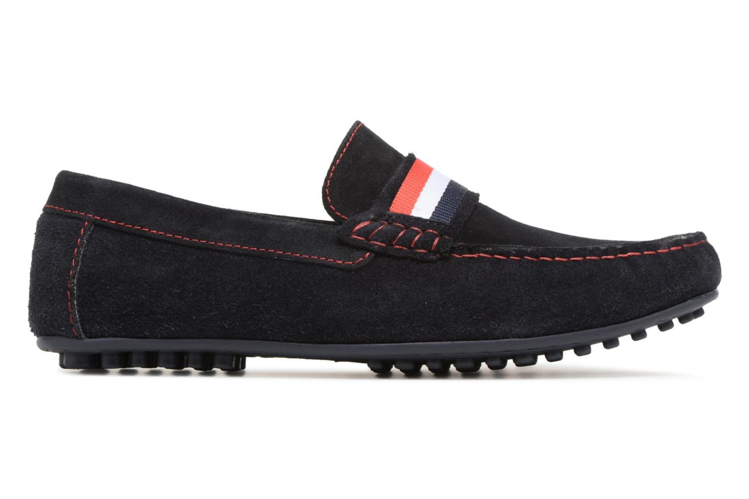 Loafers Marvin&co Spat Blue back view