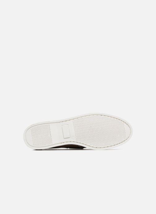 Chaussures à lacets Marvin&Co Sailboat Marron vue haut