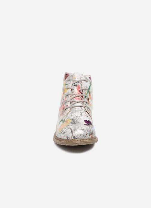 Chaussures à lacets Rieker Ciera L2130 Multicolore vue portées chaussures