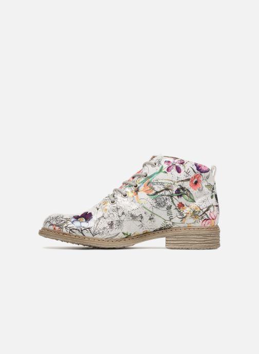 Chaussures à lacets Rieker Ciera L2130 Multicolore vue face