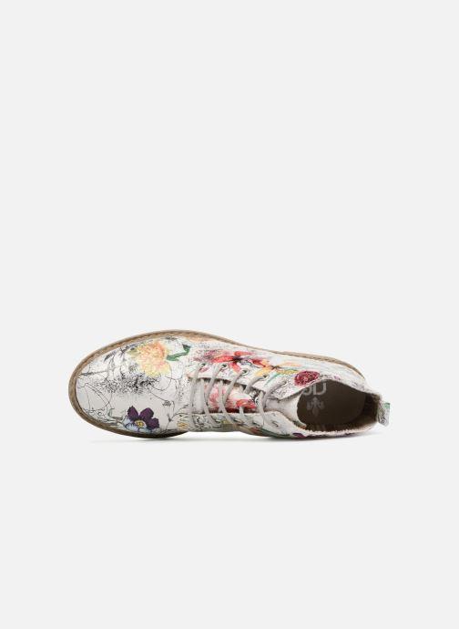Chaussures à lacets Rieker Ciera L2130 Multicolore vue gauche