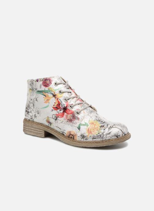 Chaussures à lacets Rieker Ciera L2130 Multicolore vue détail/paire
