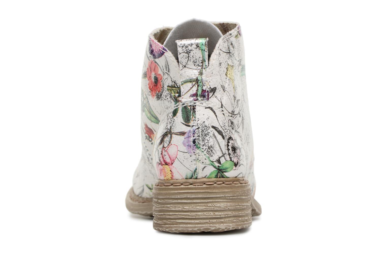Chaussures à lacets Rieker Ciera L2130 Multicolore vue droite