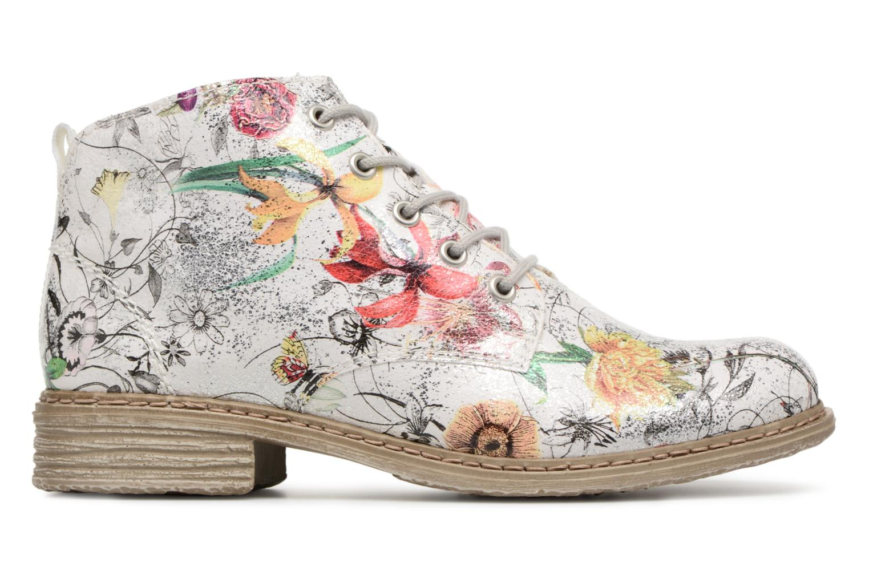 Chaussures à lacets Rieker Ciera L2130 Multicolore vue derrière