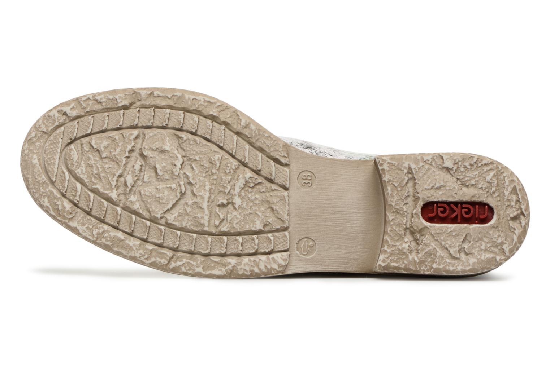 Chaussures à lacets Rieker Ciera L2130 Multicolore vue haut