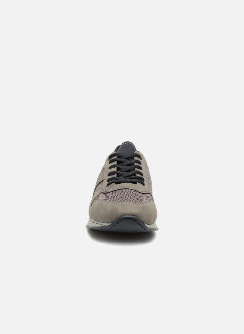 Baskets Rieker Shae 19400 Gris vue portées chaussures