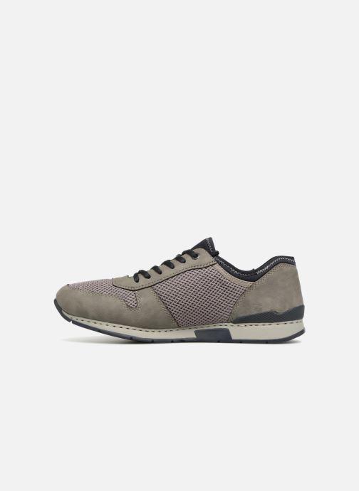Sneakers Rieker Shae 19400 Grigio immagine frontale