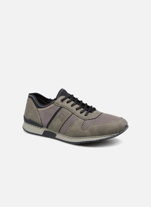 Sneakers Rieker Shae 19400 Grijs detail