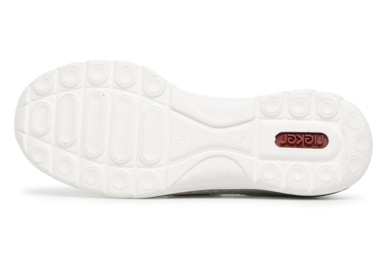 Sneakers Rieker Chaya L3263 Vit bild från ovan