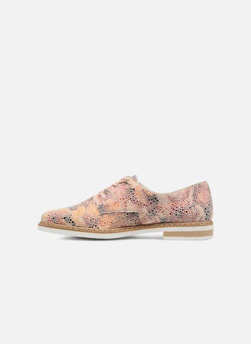 Chaussures à lacets Rieker Evana N0400 Multicolore vue face
