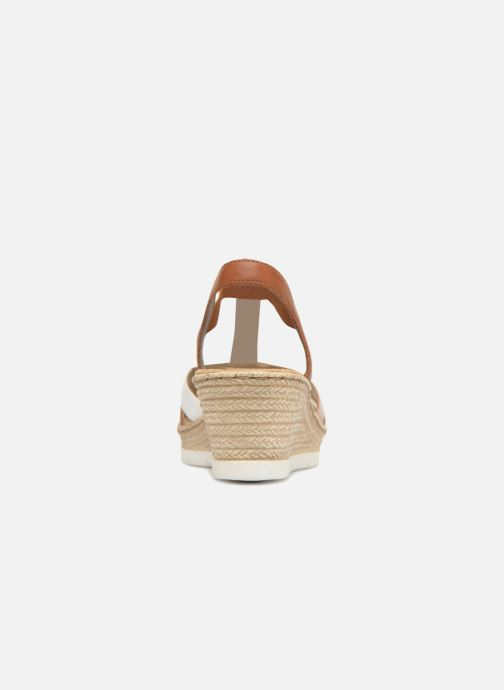 Rieker Rieker Rieker Jasmyn 61995 (Marronee) - Sandali e scarpe aperte chez   Up-to-date Stile  376a9f